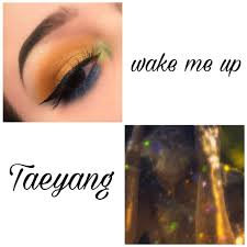 i knew i had to do this look as soon has the video dropped is so gorgeous i could never do taeyang justice but i tried and i m satisfied with this
