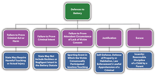 Criminal Law Elements Chart 10 2 Assault And Battery Criminal Law