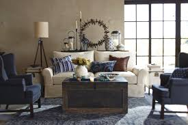 engaging home interior design and decoration with pottery barn furniture inspiring living room decoration ideas