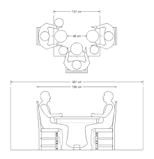 table of dimensions wide dining table round table size to seat 8