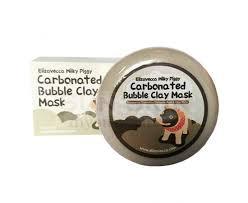 Купить Elizavecca Milky Piggy Сarbonated <b>Bubble</b> Clay Mask ...