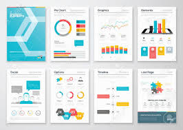 Infographic Website Template Infographic Flyer And Brochure Designs And Web Templates Vectors Via