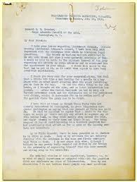 john j pershing historic missourians the state historical  letter from general pershing to general e h crowder concerning the search for pancho villa