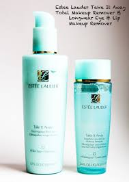 Прочитать на Русском today i m going to make a review for two makeup removers by estee estee lauder take it away