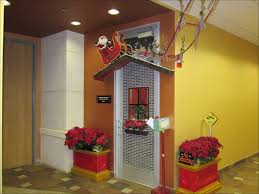 decorating office for christmas. Mesmerizing Christmas Office Decorations Inspiring Door Best Pictures With Decorating Cubicle For