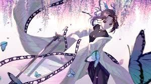 Shinobu Kochou Anime 4K HD desktop ...