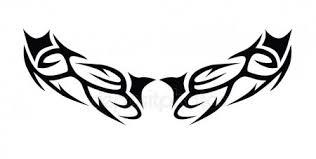 Jednoduchý Tattoo Vzory Stock Vektory Royalty Free Jednoduchý