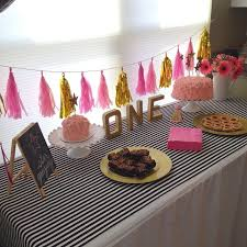 bday table