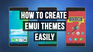 Huawei Design Erstellen How To Create Huawei Emui Themes Easily
