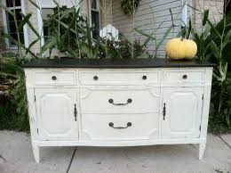 black painted furniture ideas. Back To: Easily Cleaned Chalk Paint Furniture Ideas Black Painted