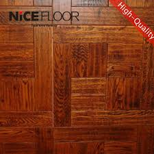 ac3 hdf waterproof parquet laminate nature core flooring with excellent floor waxed