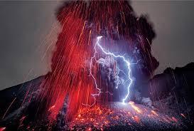 VOE03_SEPTIEMBRE2013 | Fenomenos naturales, Volcanes, Relampagos