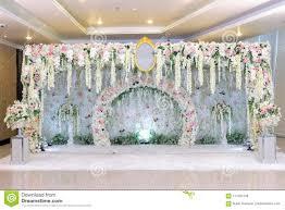 Wedding Photo Background Wedding Arch And Wedding Background Stock Photo Image Of