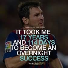 Messi Quotes Inspiration 48 Powerful Lionel Messi Quotes To Help You Achieve Your Dreams