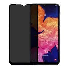 Samsung A10 Ekran Koruyucu Gizli Hayalet Cam 9D Tam Kaplama