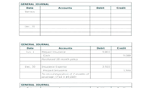 Excel Journal Entry Template Accounting Journal Template Excel Accounting Journal Entry