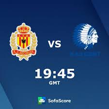 KV Mechelen KAA Gent Live Ticker und Live Stream - SofaScore