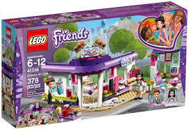 Đồ chơi lắp ráp LEGO Friends 41336 - Tiệm Cà Phê Nghệ thuật của Emma (LEGO  Friends 41336 Emma's Art Café) giá rẻ tại cửa hàng LegoHouse.vn LEGO Việt  Nam