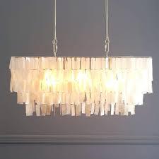 capiz shell pendant light australia large rectangle hanging white