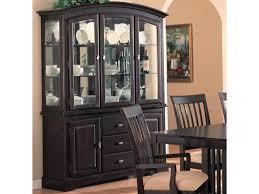 hutch cabinet glass door buffet sideboard modern sideboard buffet dark wood buffet table