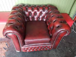 leather chesterfield chair. RED LEATHER CHESTERFIELD CHAIR Leather Chesterfield Chair
