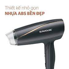 Máy sấy tóc Sunhouse SHD2306 đen giá cạnh tranh
