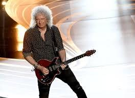 Queen's Brian May Unveils Freddy Mercury Sculpture - 103.5 The Arrow