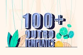 Photos Templates Free Best 100 Free Outro Templates Renderforest