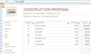 free printable bid proposal forms free construction bid proposal template one piece