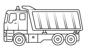 Ghim trên Tranh tô màu xe tải