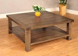 rustic coffee table plans rustic square coffee table plans solid canada wood home kenny rustic coffee rustic coffee table
