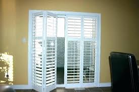 sliding plantation shutters plantation shutters sliding glass door county plantation shutters for sliding glass doors naples