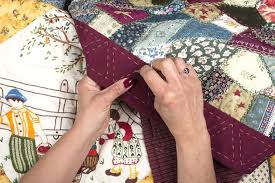 Making Patchwork Quilts By Hand Two Hands Making A Quilt How To ... & Making Patchwork Quilts By Hand Two Hands Making A Quilt How To Make A Patchwork  Quilt Adamdwight.com