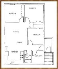 24 x 24 cabin floor plans