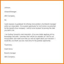 Ideas of How To Write A Thank You Letter Your New Boss With Additional Job Summary