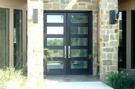 modern exterior entry doors contemporary front double black door handles contemporary exterior doors
