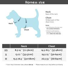 Dog Walking Chart Details About No Pull Dog Harness Reflective Oxford Mesh Padded Large Dogs Walking Harness
