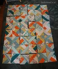 Jelly Roll Quilt Pattern by 3 Dudes, looks hard, but isn't | Quilt ... & Related image Adamdwight.com