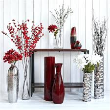 decorating ideas for tall vases tall glass vase decoration ideas amazing glass floor vase snapshot decorating