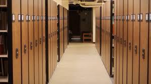 rutgers university s high density library shelving