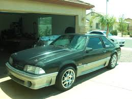 1988 Ford Mustang GT SUPERCHARGER 1/4 mile Drag Racing timeslip ...