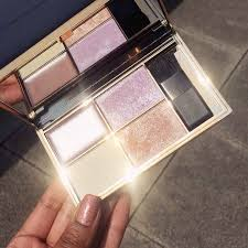highlighter palette sleek makeup solstice