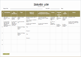 Phone Call Log Template Issue Log Template Download At Log Template
