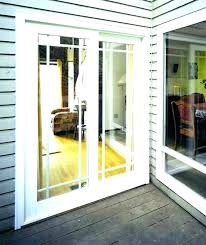 sliding door glass repair cost pocket to install a awesome toronto r