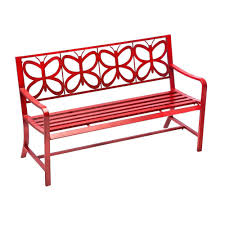 Lowes Outdoor Furniture Garden Treasures Wood Bench Cushions