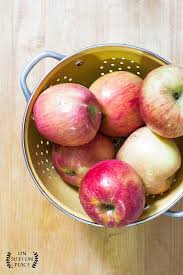 apple chips. easy oven baked fuji apple chips   a healthy, fat-free and crunchy snack