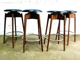 round wood bar stool tops wooden best quality stools for antique reclaimed top oak modern