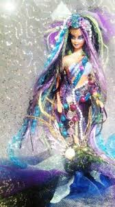 <b>Frigg</b>~ Norse Goddess | Dakotas Song Barbie dolls in 2019 | Barbie ...