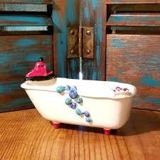foot bath tub claw foot bath tub soap dish handmade in tug boat clawfoot bathtub for