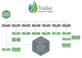 Organisational Chart Value Medical Complex